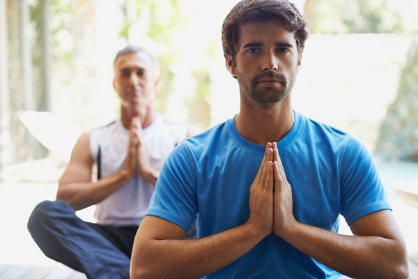 YOGAKEY Thomas Gloor Yoga für Männer